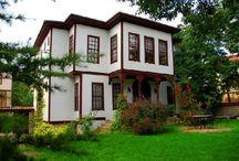 türk geleneksel evleri