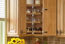 Kitchen Makeover / Redoing my kitchen / by Cathy Sauls
