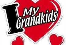 Being Grandma & Loving It / Children will not remember you for the material things you provided, but for the feeling that you cherished