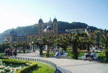 Guipúzcoa, País Vasco, España (Spain) / Imágenes de la provincia de Guipúzcoa (País Vasco, España) y su capital, San Sebastián. / by Turismo en España - Tourism in Spain