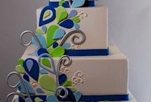 Cool Cakes / by Monica Riley