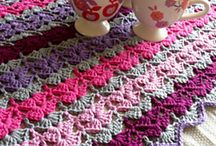 Crochet and Knitting / by Deborah F