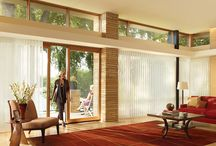 Luminette® Privacy Sheers / For wide windows and sliding doors, our Luminette® Privacy Sheers come in an array of sheer and drapery-like fabrics for unlimited light-control and privacy options.