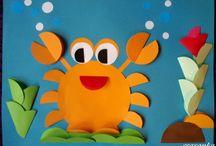 okul öncesi suda yaşayan canlılar