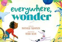 Picture Books with POC protagonists / Picture Books with people of color protagonists.
