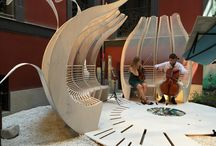 EFIMERO 07_CASA DECOR 2016_La ínsula de los sentidos / Espacio arquitectónico diseñado para Casa Decor 2016 en patio abierto