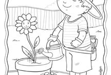 Educational Themes-The garden