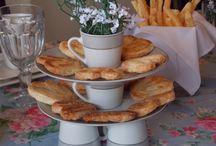Decoração de Mesa Jantar, Café e Chá