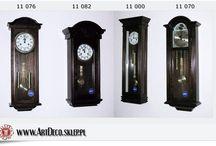 Adler Zegary drewniane mechaniczne Mechanical clocks