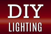 diy lighting