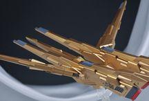 DM 1/100 Akatsuki gundam custom build