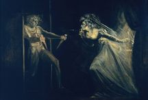 John Henry Fuseli and related