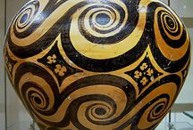 Ceramics: ancient Mediterranean / For Minoan, Greek, Etruskan, Roman and such pottery.
