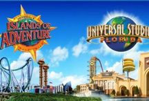 Universal Studios and Islands of Adventure Orlando Planning Resources / Resources for planning a trip to Universal Orlando