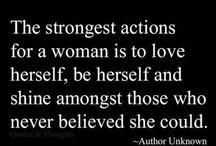 Strong Women / by Gilda Hill
