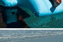 Pool toys & accessories / Cool things that function well in and around water!