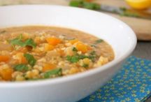 Lentils! A Legume that I love to Consume!  / Packed with more protein than soybeans, it is a heart healthy and delicious choice for our bodies optimal health. There are so many ways to enjoy lentils, but I prefer a hearty soup or salad.