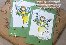 Stampin' Up! - Wonder of Christmas (Retired) / Stampin' Up! Wonder of Christmas Stamp Set