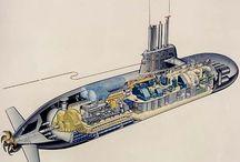 Force navale / navires de guerre