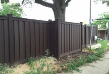Residential Fencing - Trex / Trex Seclusions composite fencing is a Trex profile made specifically for fence applications. The product can be purchased nationally through home improvement stores or by contacting the company offices at 877-700-8739.