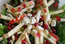 Food - Salad / Yummy salads / by Amy McPherson