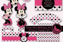 Atarah 2nd - Minnie Mouse theme