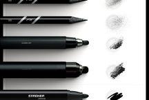 Brushes & Pens