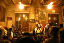 Musik-klubb/cafe/bar