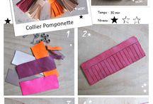 Création accessoires couture
