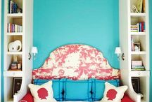 Pop of Color / Colorful designs / by Casart Coverings