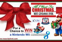 Rose City Ford Giveaways! / Check out what's going on over at our Facebook Page! http://on.fb.me/1N9VOpL