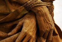 Trees Roots & Wood Sculpures