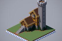 Minecraft designs