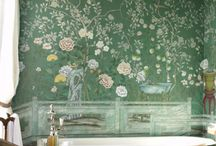 If Walls Could Talk! / Wall Coverings and More...