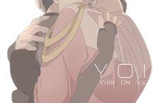 Yuri on ice ♡