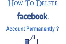 How to Delete Facebook Account Permanently 2015 ?