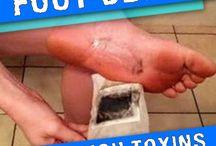 Feet detox