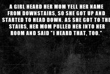 real creepy stories