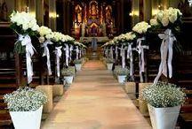 Casamento - Igrejas / by Casando sem Grana