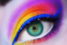 Make-up / by Cans Nantz