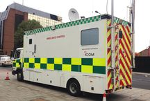 St John Ambulance Command & Control Vehicle (London Region) / St John Ambulance Command & Control Vehicle Goes on the Road to Digital: http://www.icomuk.co.uk/News_Article/3508/18253/