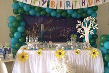 Birthday / by Jessica Vaughn