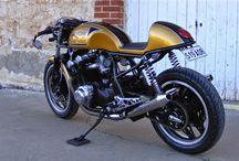 Honda CB1100F / Cafe Racer