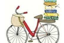 Bikes are fun to ride