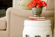 Lively Living Room / by Amanda Shilt