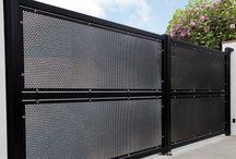 portail Aluminium / Nous proposons toute une gamme de portail en aluminium, de LA TOULOUSAINE