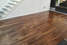 American Black Walnut Wood Flooring / American Black Walnut Wood Flooring