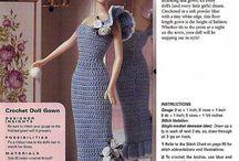 Tøj til Barbie