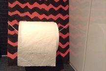 Knutselelen met wc papier