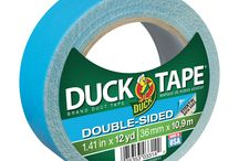 Specialty Duct Tape / Duck® brand duct tape has a variety of specialty tapes that can help you with almost any project or task that you are working on. / by Duck Brand